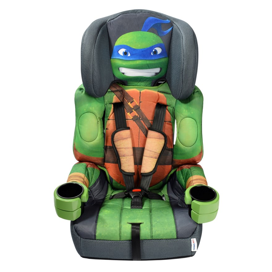 teenage mutant ninja turtles car seat daddystress. Black Bedroom Furniture Sets. Home Design Ideas